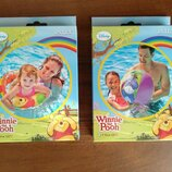 Набор для пляжа круг и мяч Winne the Pooh Дисней