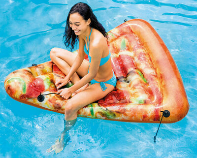 Надувной матрас Пицца Intex 58752