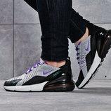 Кроссовки женские Nike Air 270, серые
