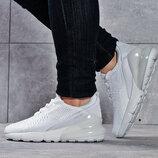 Кроссовки женские Nike Air 270, белые