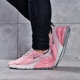 Кроссовки женские Nike Air 270, розовые