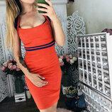 Новинка Стильные платье футляр для модниц
