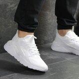 Мужские кроссовки Nike Huarache white