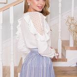 Жіноча блузка. Женская блузка нарядная. Женская блуза