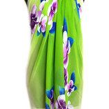 Яркий, красивый пляжный платок, парео. Много расцветок