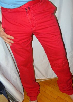 Стильние фирменние брюки Германия бренд Mayer.л.52