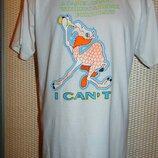 Стильная катоновая фирменная футболка Єгипет .Al Captain.м унисекс