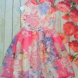 Очень красивое платье на девочку 12 лет Jasper conran.