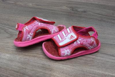 Сандалии босоножки adidas akwah оригинал 21 размер