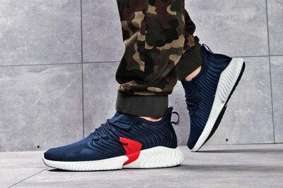 Кроссовки мужские Adidas Bounce, темно-синие