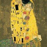 Картина по номерам. Аура поцелуя 2 - Густав Климт 40 50см KHO4534