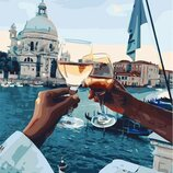 Картина по номерам. Brushme Романтика Венеции GX21611