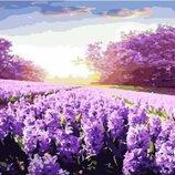 Картина по номерам. Brushme Лаванда под Солнцем GX21767