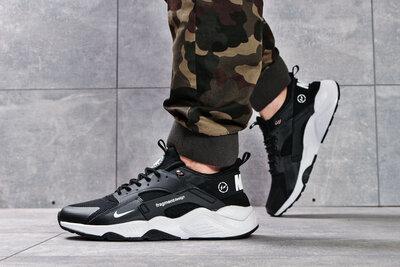Кроссовки мужские Nike Air Huarache, черные