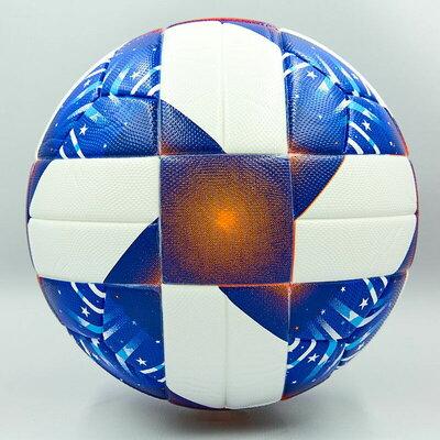 Мяч футбольный 5 Nations League 0080 PVC, клееный