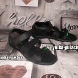 Nike стильные кожаные сандалии
