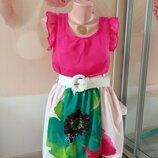 Красивое яркое платье.Yumi.