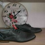 Кожаные туфли дерби s.Oliver