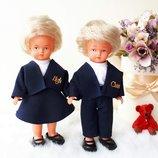 Кукла куколка Emil Schwenk E.S Гдр Германия пара