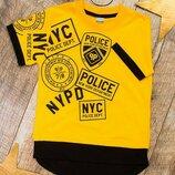 Модная футболка для мальчика