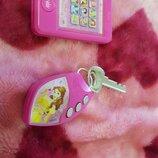 Телефон и ключ для куклы