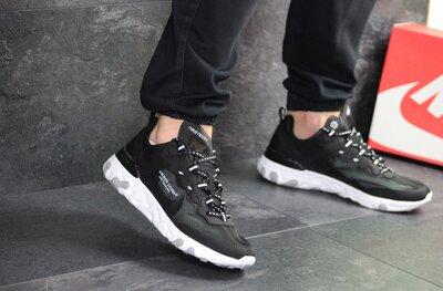 Кроссовки Nike Undercover X Nike React Element 87 black