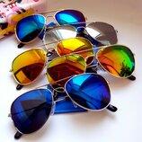 Детские с/з очки авиаторы - Polarized линза