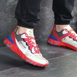 Кроссовки Nike Undercover X Nike React Element 87 red