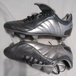 бутсы шиповки сороконожки Adidas р. 40.5 стелька 25.5 см