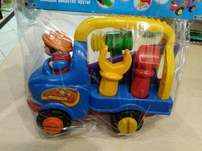 Машинка Конструктор . Машинка для детей.