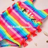 Совместный купальник для девочки 2 -8 лет Primark