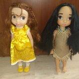 Куклы Бель и Покахонтас Animators Disney