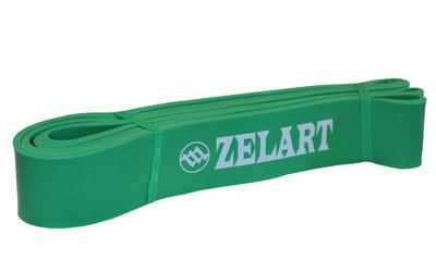 Резина для фитнеса резинка для подтягиваний Power Bands 3917-G мощность L, 2080x45x4,5мм
