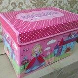 Коробка для іграшок. Органайзер для іграшок.