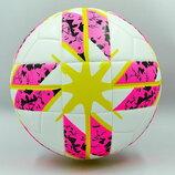 Мяч футбольный 5 Argentum 0077 PVC, клееный