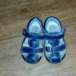 Сандали босоножки кожаные детские детская обувь 20 размер