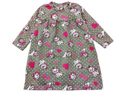 Платье для девочки Котята
