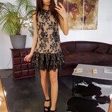 Новиночки Классное платье, размеры 42- 44