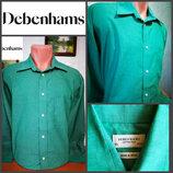 Рубашка британского бренда Debenhams, оригинал, р.ХXL, ворот 42