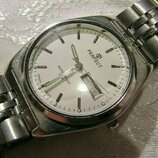 Часы кварцевые Perfect мужские, новые, двойной календарь, механизм MIYOTA Япония , брызгозащитные