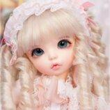 BJD Doll. Очаровательная маленькая фея. Прелестная кукла.