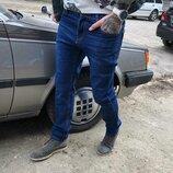 Джинсы Модель 0646 Размеры 32,33 Ткань джинс Мужские демисезонные джинсы