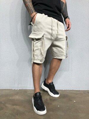 Стильные мужские шорты,3 цвета S-XL