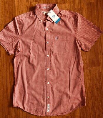 Сорочка/рубашка Penguin Orange Jaspe Heritage Slim Fit Shirt