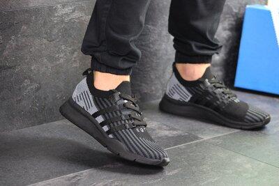 Кроссовки мужские Adidas Equipment adv 91-18 , black