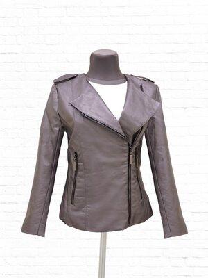 Стильная женская курточка GLEN. Два цвета.