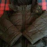 Зимняя куртка H&M 98р.