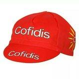 Велокепка Cofidis