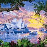 Картина По Номерам. BRUSHME Оперный Театр Сидней GX21789