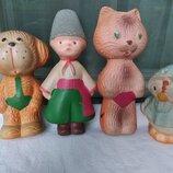 Куклы игрушки Ссср копычинской фабрики